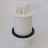 Urinal Waste 1.1/2 Plastic Domed Long Tail - 74000542